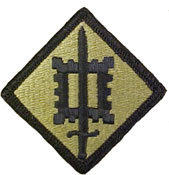 18th Engineer Brigade Patch Medals of America