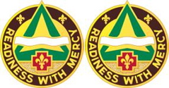 426th Medical Brigade Unit Crest