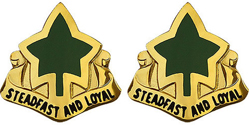 4th Infantry Division Unit Crest